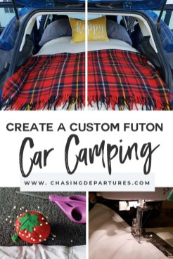 custom car futon