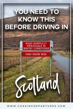 tips for driving in scotland2