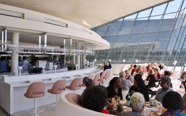 JFK'S Amazing TWA Hotel (a Complete Look Inside!) 25
