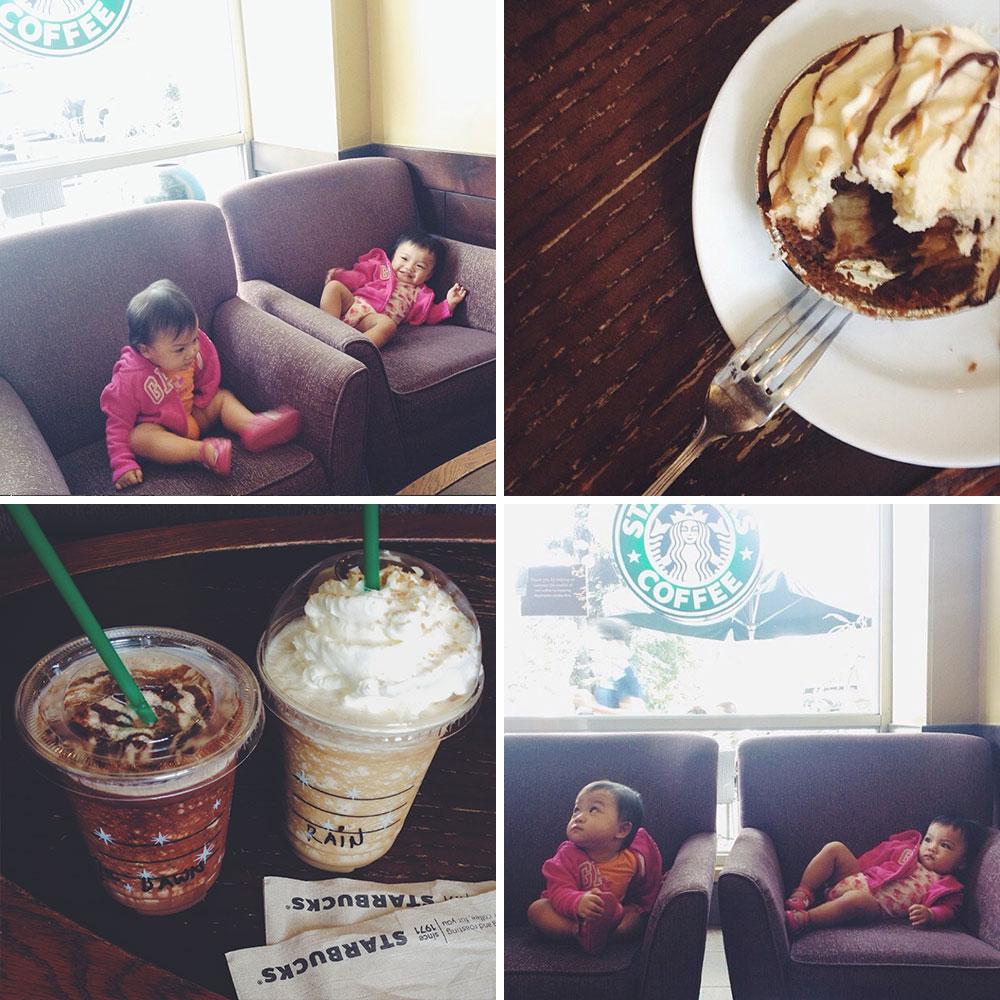 Starbucks double date