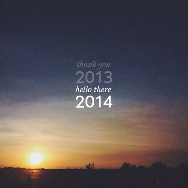 Hello, 2014