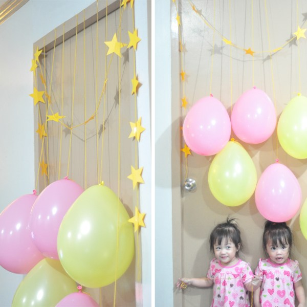 The One Where the Twins Turned Two, Part1