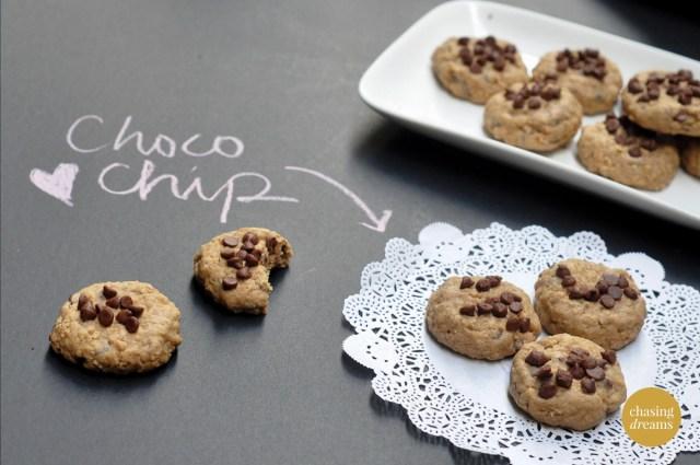 Bebeng's Kitchen Chocolate Chip Cookies