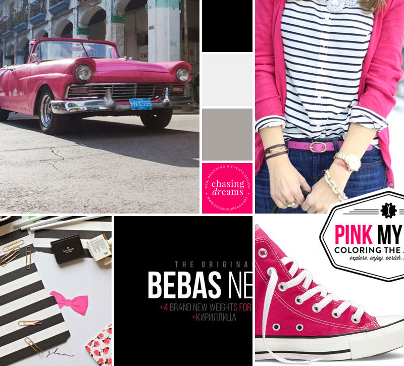 Pink my Ride Color Inspiration