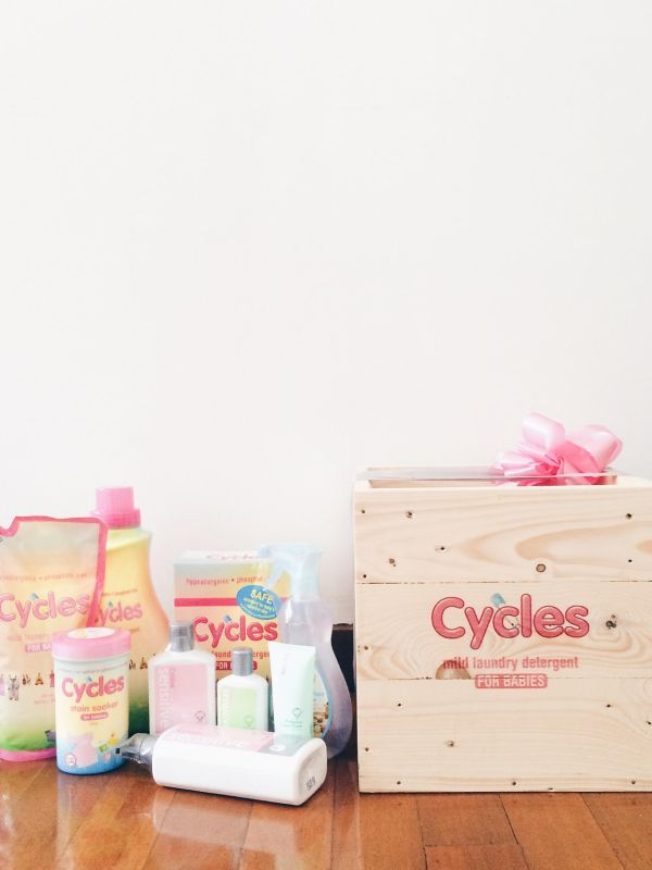 Embracing Motherhood with Cycles and Cradle