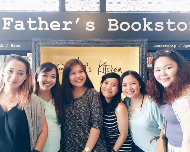 Pursuit Manila at Neil's Kitchen