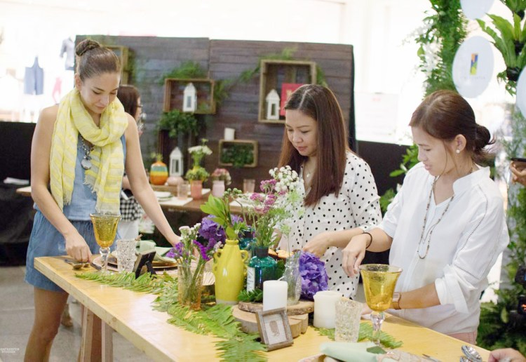 School of Styling's Launch & Tablescape Workshop