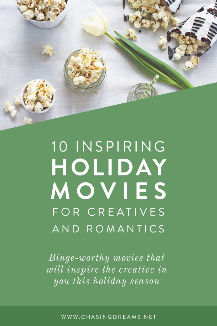 Inspiring Movies this Christmas