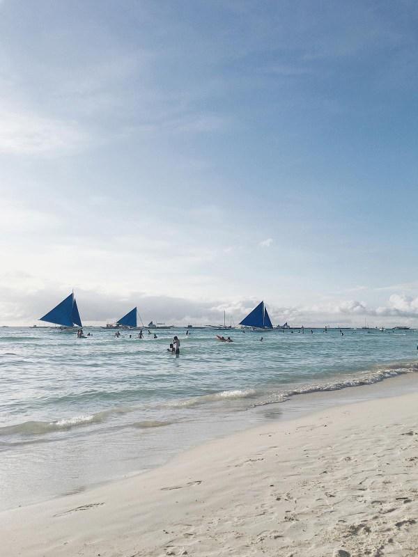 Photographs from Boracay