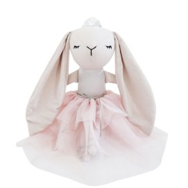 Spinkie Doll Princess Bunny in Pale Rose