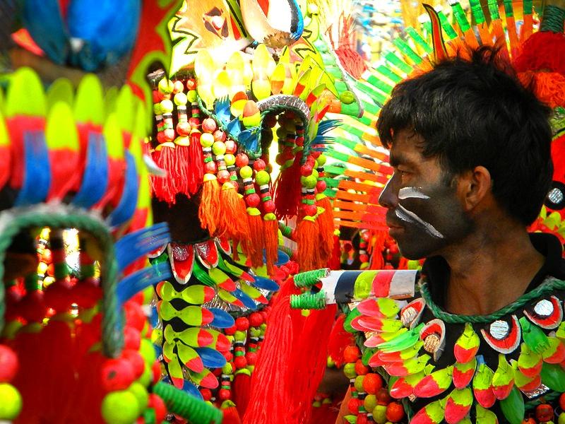 Ati-Atihan_Festival_Philippines asia