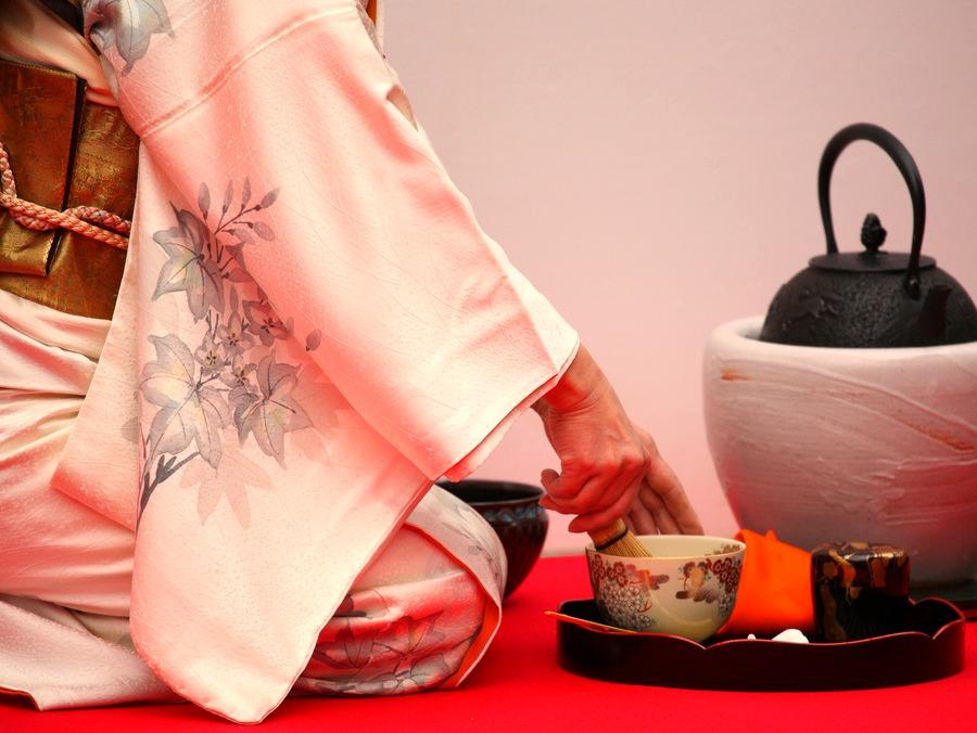 tea ceremony tokyo japan
