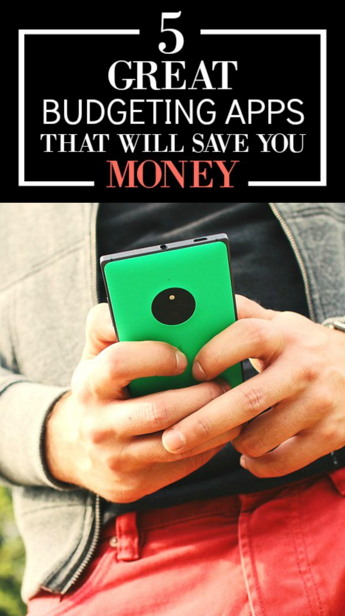 5 budgeting app pin 1