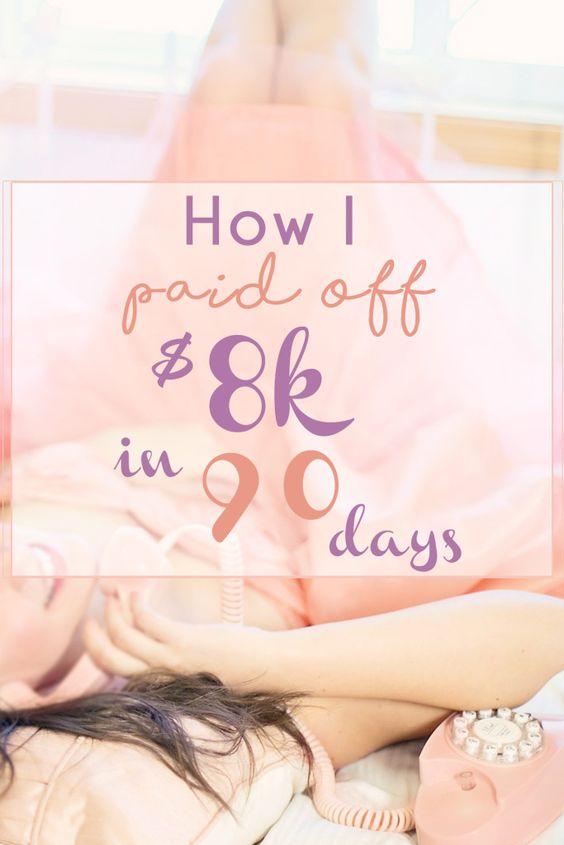 8 $8k 90 days