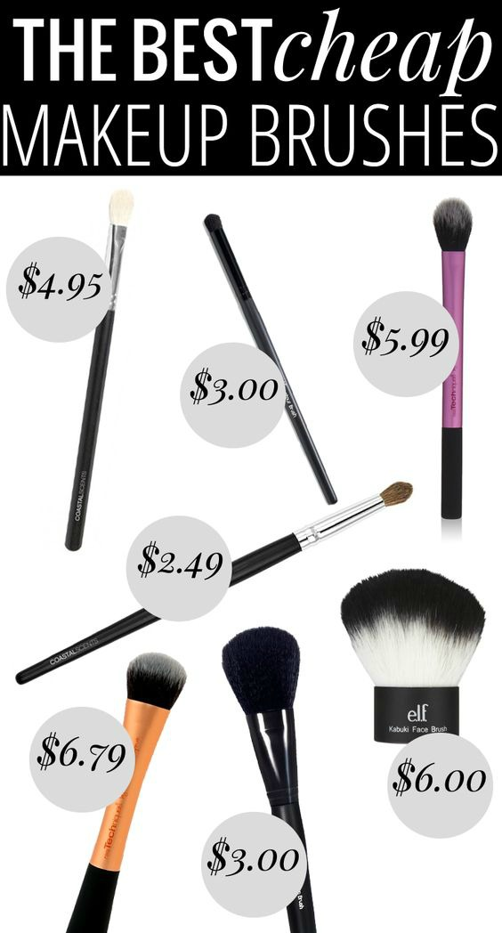 7 Five Dollar Makeup Products You'll Wish You'd Known About Sooner