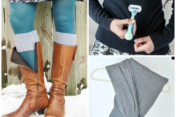 cold-season-clothing-hacks