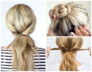 8 easy 5 minute hairstyles