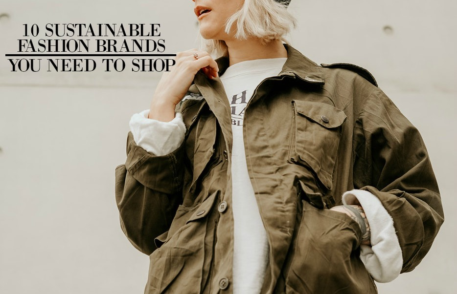 52ad67b7757 ... Sustainable Fashion Brands You Need to Shop. Your Style and Grooming  Guide