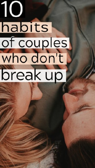 10 Tips on How to Not Break up as a Couple Pinterest Pin