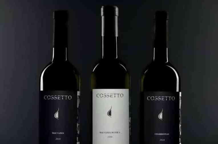 Croatian Wine Regions - Cossetto Vino