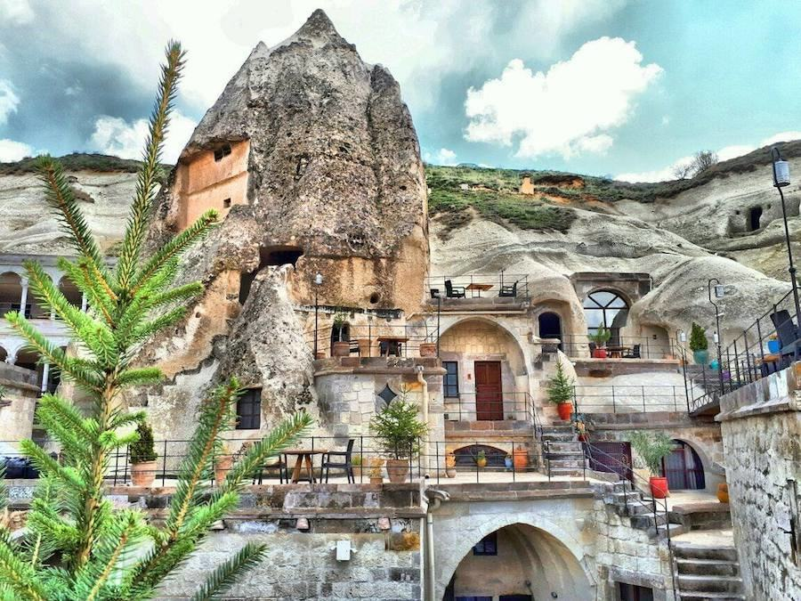 Turkey Travel Blog_Where to Stay in Cappadocia_Artemis Cave Suites