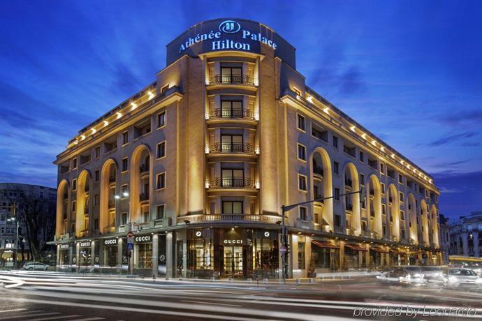 Romania Travel Blog_Luxury Hotels in Romania_Athenee Palace Hilton Bucharest