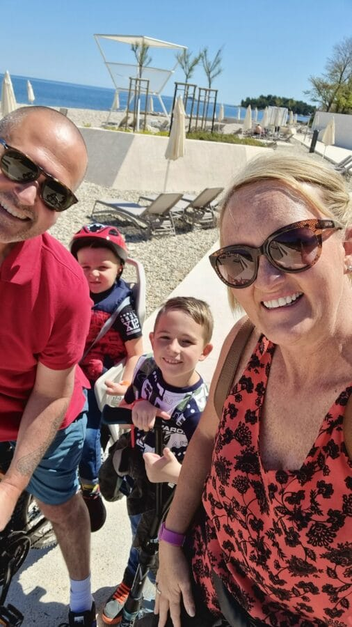 Expat in Croatia - Bike Riding