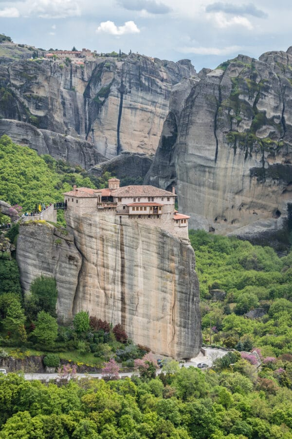 Holy Monastery of Roussanou