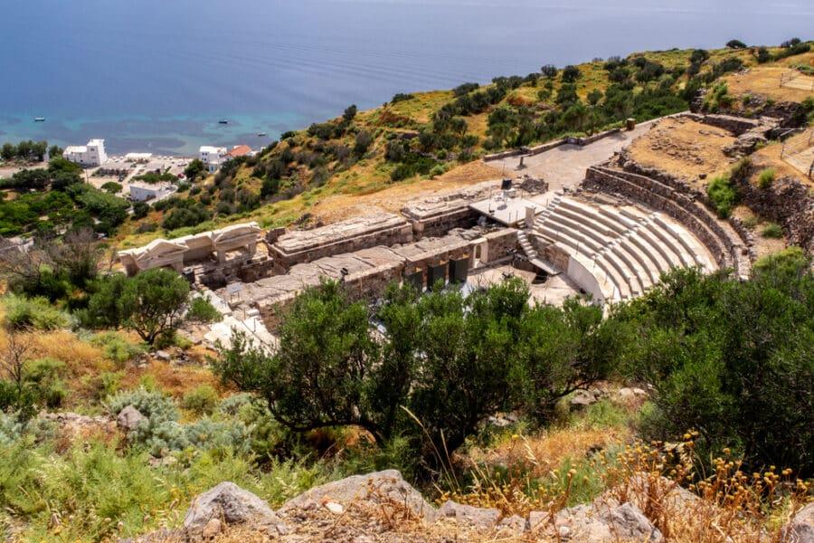 Milos Theater