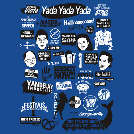 Funny Frog Wallpaper Quotes And Pictures Seinfeld T Shirts The Kramer T Shirt Newman Tees Soup Nazi