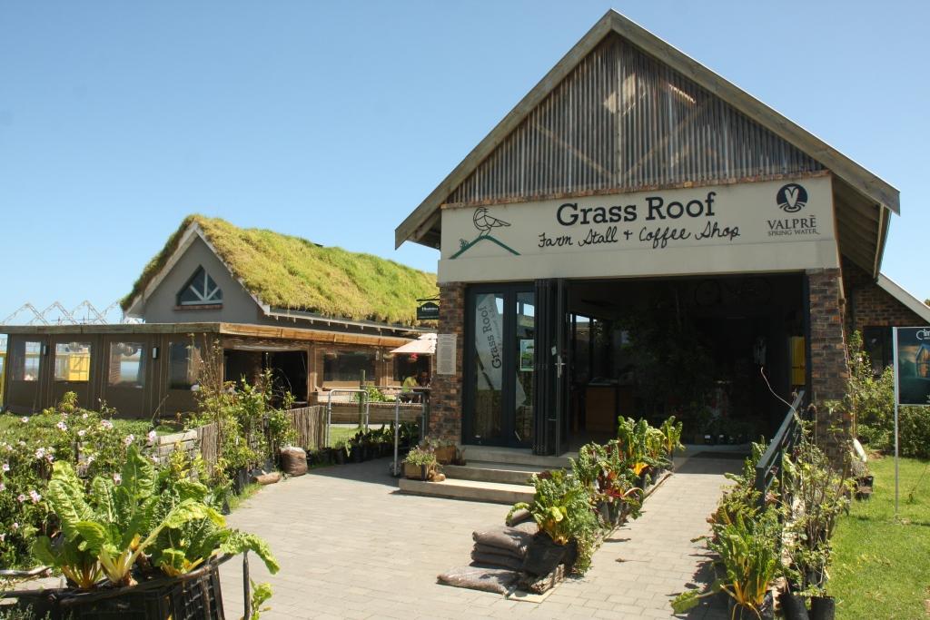 Grass Roof Farmstall