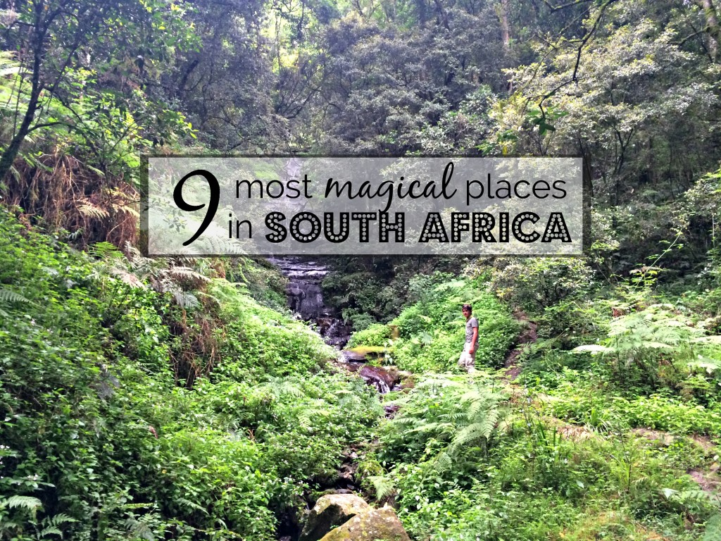 9 of the Most Magical Places in South Africa