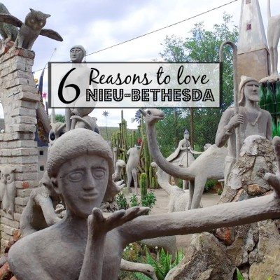 6 Reasons to Love Niew Bethesda