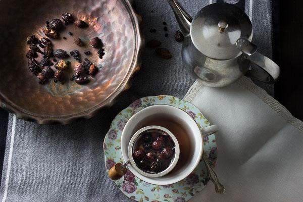 Elderberry & Rose Hip Healing Tea