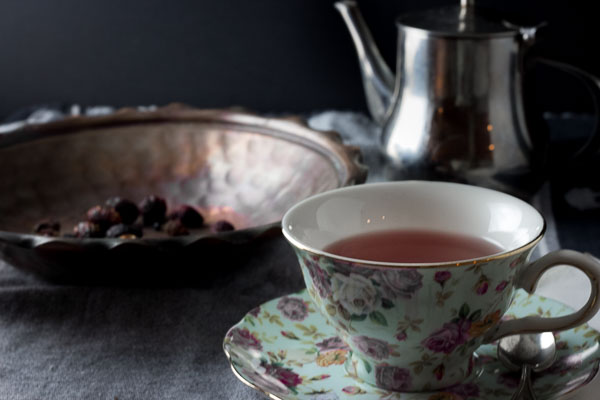 Elderberry & Rose Hip Healing Tea