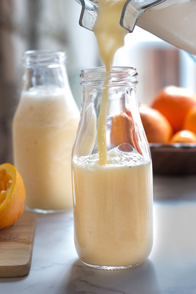 Citrus & Vanilla Almond Smoothie