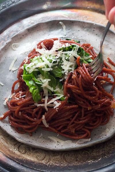 Spaghetti All'Ubriaco (Drunken Spaghetti)