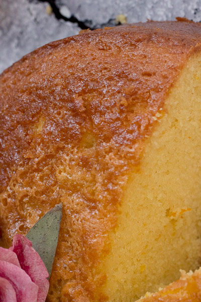 Early Spring Citrus & Olive Oil Cake