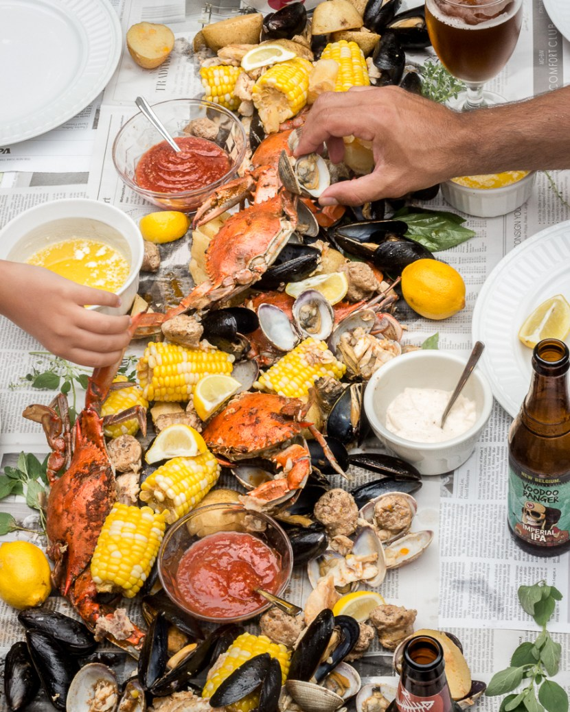 Low Country Boil With Bonus Recipe Chasing The Seasons