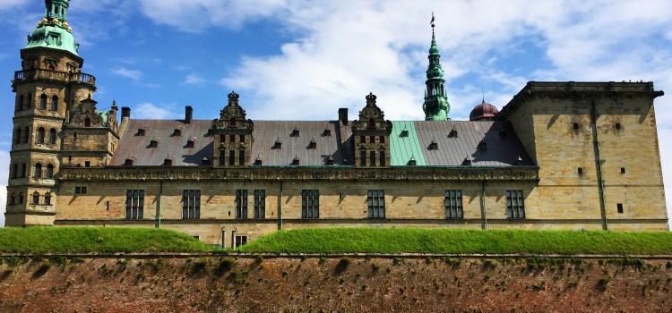 Kronborg Castle, home to Hamlet and Holger the Dane