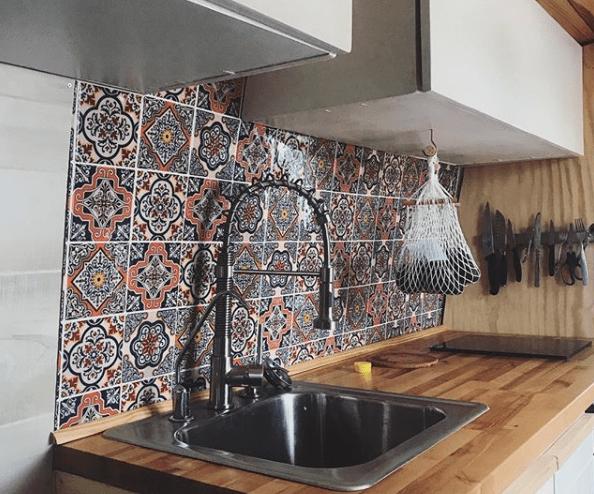 Vanlife Kitchen