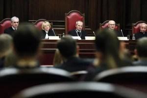 Конституционный суд РФ начал рассматривать, пожалуй, самое скандальное дело за свою историю/Фотография: Вадим Жернов/ИТАР-ТАСС