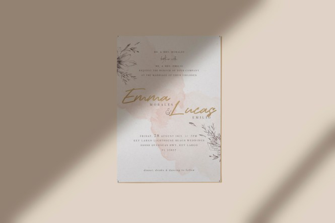 Design Your Wedding Invitations