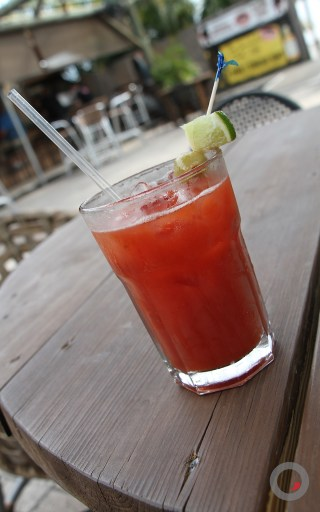 Scandals Bloody Mary