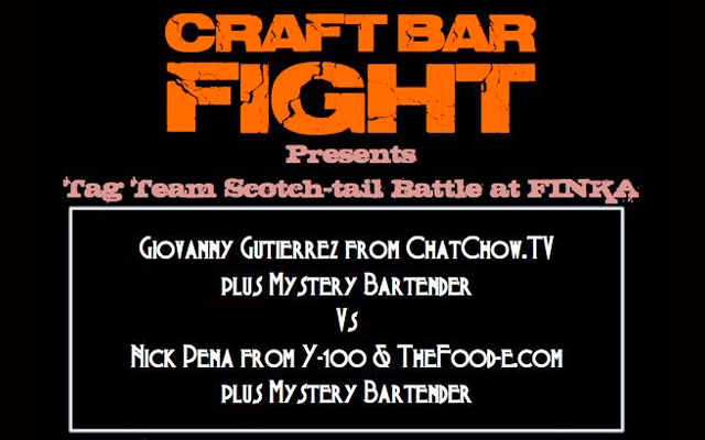 Craft Bar Fight