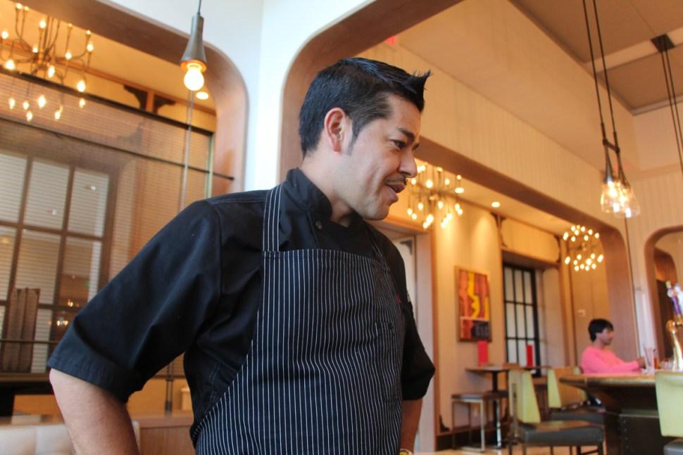 "Chef's explaining the authentic ""Tico Flavours"""