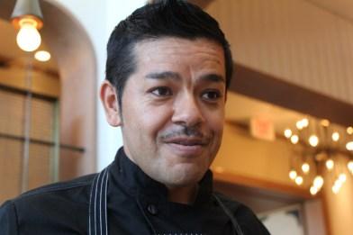 Chef Mario Alcocer