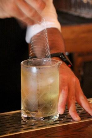 Onto drinks...