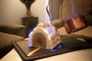 Seasonal Baked Alaska
