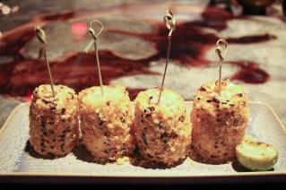 Corn – togarashi, parmigiano reggiano